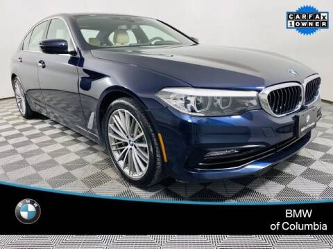 2018 BMW 5 Series for sale at Preowned of Columbia in Columbia MO