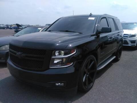 2015 Chevrolet Tahoe for sale at Postorino Auto Sales in Dayton NJ