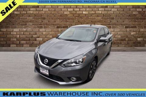 2019 Nissan Sentra for sale at Karplus Warehouse in Pacoima CA