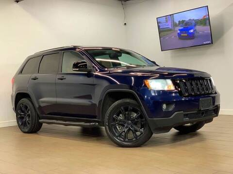 2012 Jeep Grand Cherokee for sale at Texas Prime Motors in Houston TX