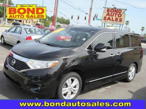 2011 Nissan Quest for sale at Bond Auto Sales in St Petersburg FL