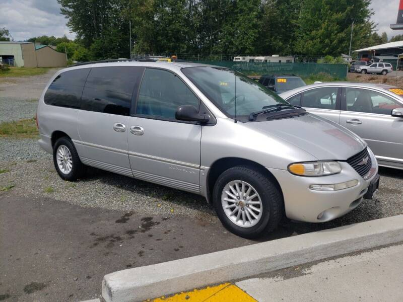 2000 Chrysler Town and Country for sale at Low Auto Sales in Sedro Woolley WA