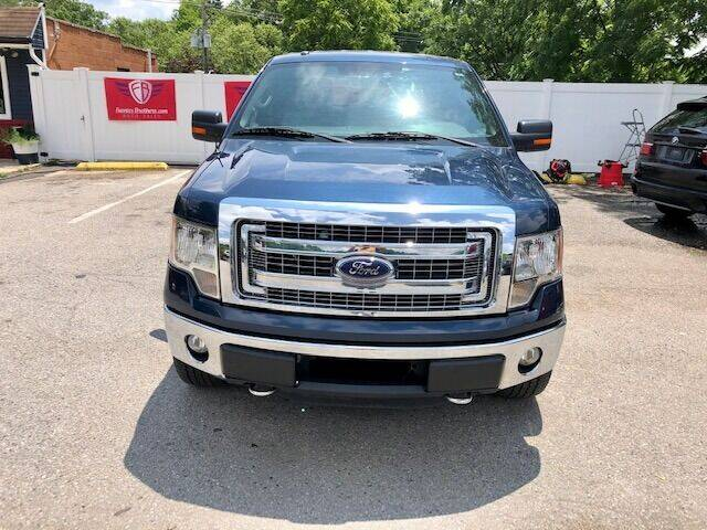 2013 Ford F-150 for sale at Fuentes Brothers Auto Sales in Jessup MD