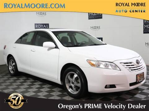 2008 Toyota Camry for sale at Royal Moore Custom Finance in Hillsboro OR