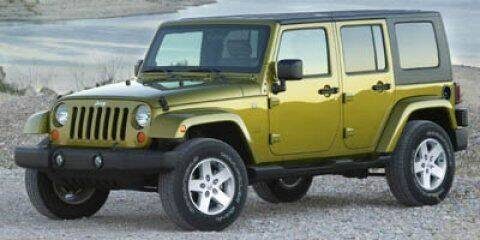 2007 Jeep Wrangler Unlimited for sale at WOODLAKE MOTORS in Conroe TX
