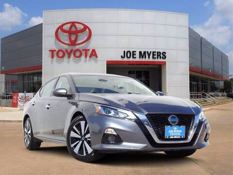 2019 Nissan Altima for sale at Joe Myers Toyota PreOwned in Houston TX