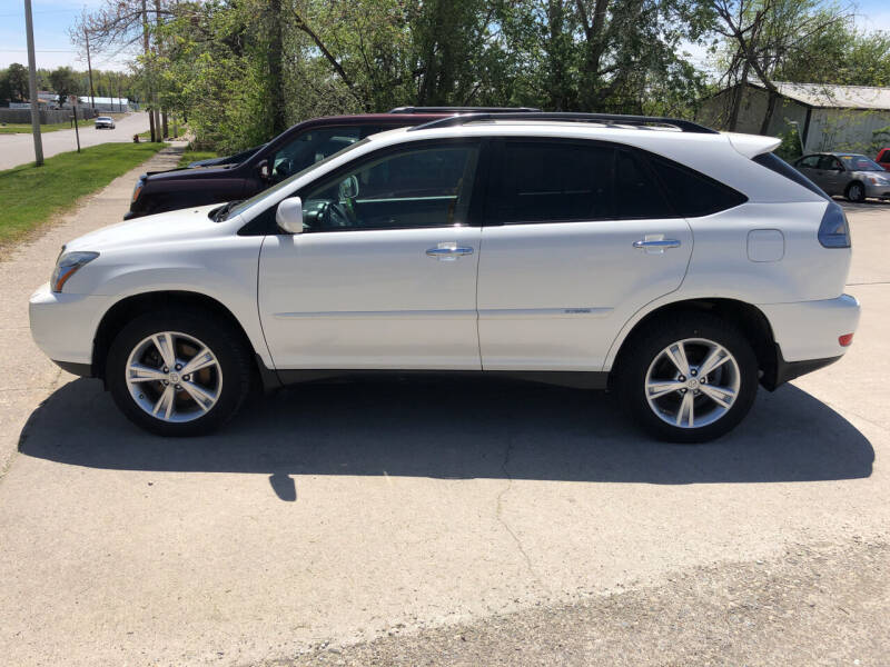 2008 Lexus RX 400h for sale at 6th Street Auto Sales in Marshalltown IA