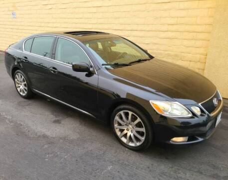2006 Lexus GS 300 for sale at Cars To Go in Sacramento CA