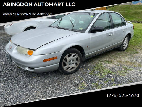 2002 Saturn S-Series for sale at ABINGDON AUTOMART LLC in Abingdon VA