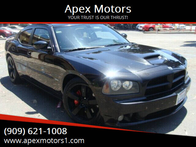 2006 Dodge Charger for sale at Apex Motors in Montclair CA