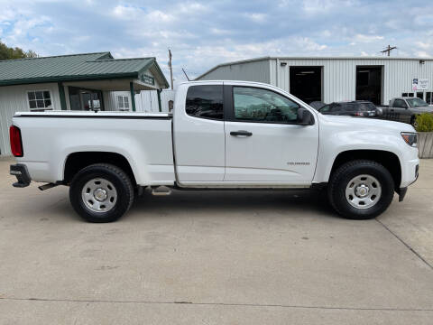 2019 Chevrolet Colorado for sale at Town & Country Motors Inc. in Meriden KS