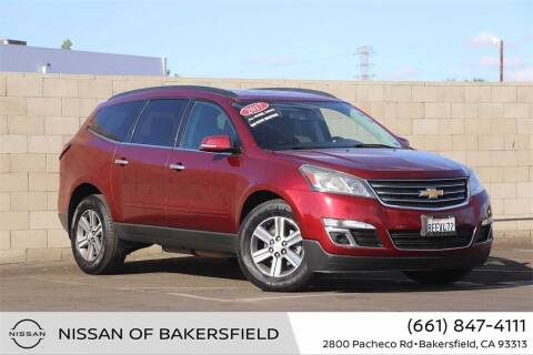 2017 Chevrolet Traverse for sale at Nissan of Bakersfield in Bakersfield CA