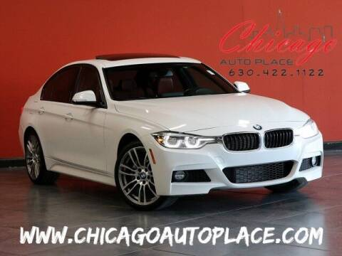 2016 BMW 3 Series for sale at Chicago Auto Place in Bensenville IL
