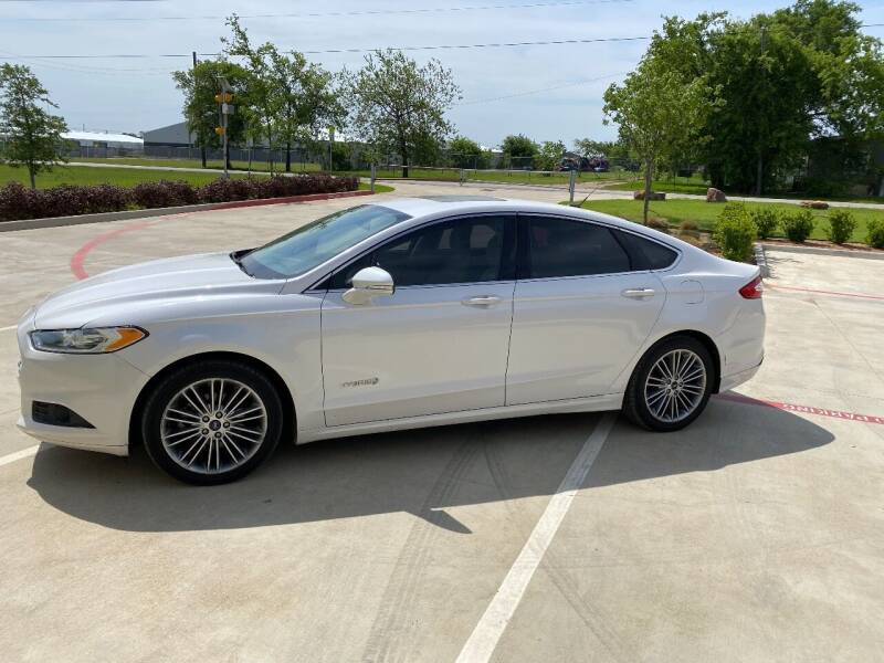 2014 Ford Fusion Hybrid for sale in Ft Worth, TX