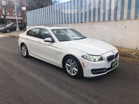 2014 BMW 5 Series for sale at Sylhet Motors in Jamacia NY