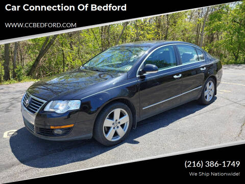 2009 Volkswagen Passat for sale at Car Connection of Bedford in Bedford OH