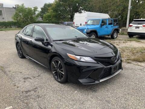 2018 Toyota Camry for sale at EMG AUTO SALES in Avenel NJ