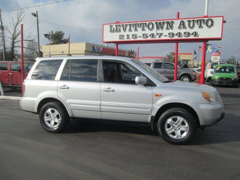 2008 Honda Pilot for sale at Levittown Auto in Levittown PA