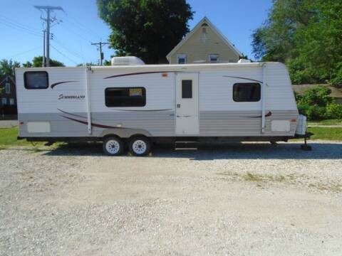 2007 Keystone Summerland for sale at Nelson Auto Sales in Toulon IL