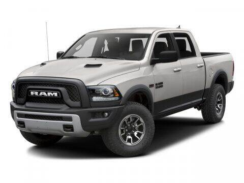 2016 RAM Ram Pickup 1500 for sale at QUALITY MOTORS in Salmon ID