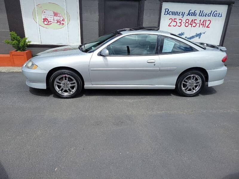 2004 Chevrolet Cavalier for sale at Bonney Lake Used Cars in Puyallup WA