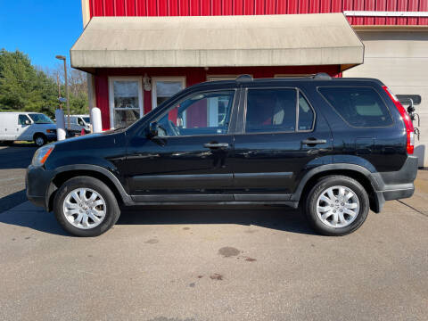 2006 Honda CR-V for sale at JWP Auto Sales,LLC in Maple Shade NJ