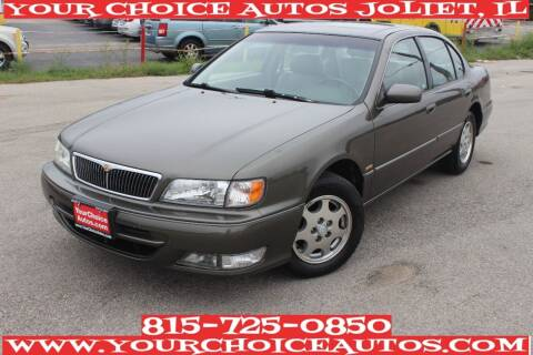 1999 Infiniti I30 for sale at Your Choice Autos - Joliet in Joliet IL