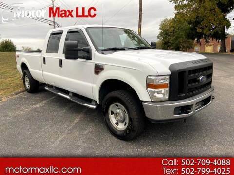 2008 Ford F-250 Super Duty for sale at Motor Max Llc in Louisville KY