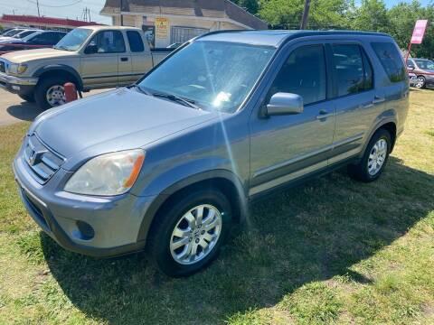 2006 Honda CR-V for sale at Cash Car Outlet in Mckinney TX