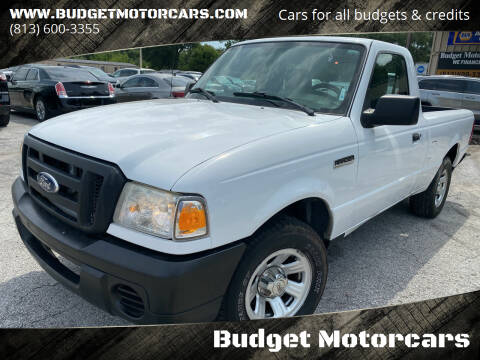 2011 Ford Ranger for sale at Budget Motorcars in Tampa FL