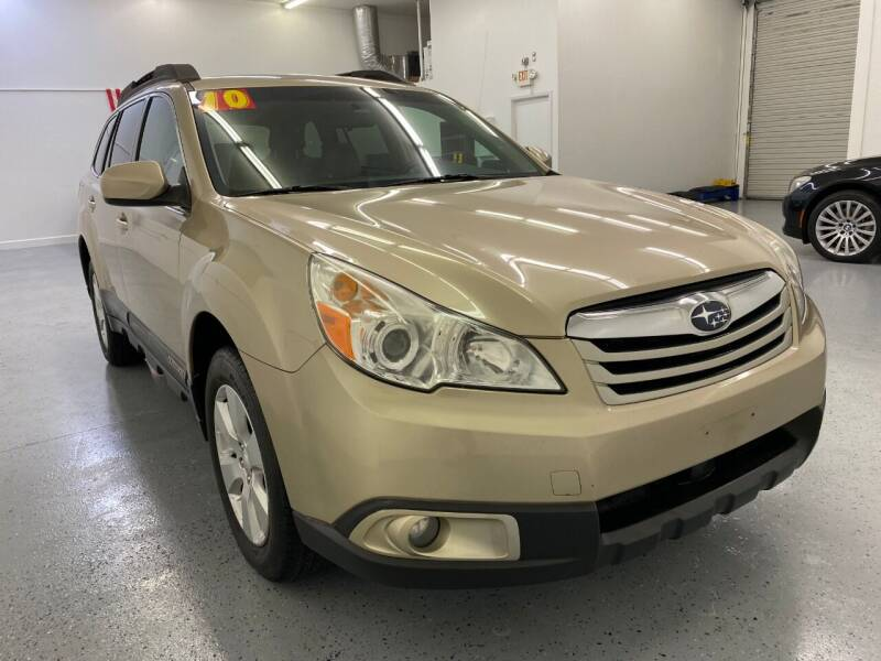 2010 Subaru Outback for sale at X Auto LLC in Pinellas Park FL