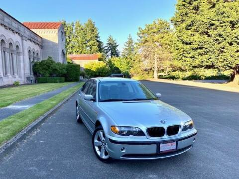 2005 BMW 3 Series for sale at EZ Deals Auto in Seattle WA
