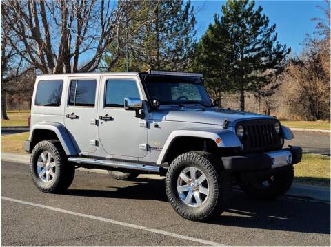 2015 Jeep Wrangler Unlimited for sale at Elite 1 Auto Sales in Kennewick WA