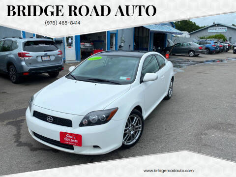 2009 Scion tC for sale at Bridge Road Auto in Salisbury MA