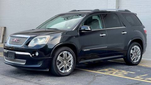 2012 GMC Acadia for sale at Carland Auto Sales INC. in Portsmouth VA