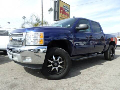 2013 Chevrolet Silverado 1500 for sale at Oxnard Auto Brokers in Oxnard CA