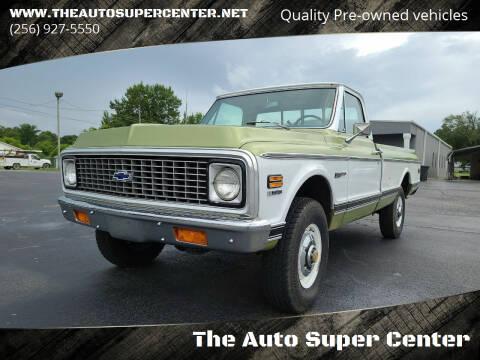 1971 Chevrolet C/K 20 Series for sale at The Auto Super Center in Centre AL