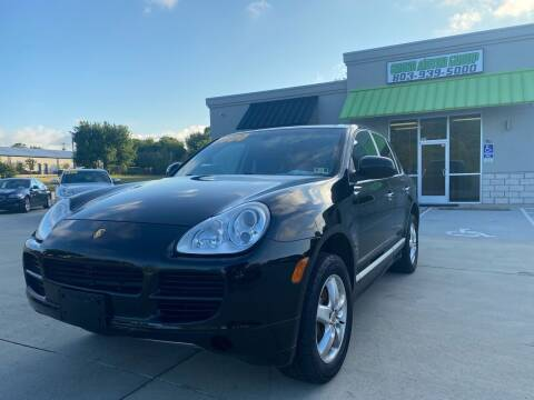 2006 Porsche Cayenne for sale at Cross Motor Group in Rock Hill SC