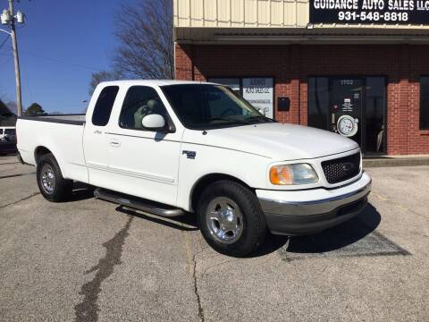 2002 Ford F-150 for sale at Guidance Auto Sales LLC in Columbia TN