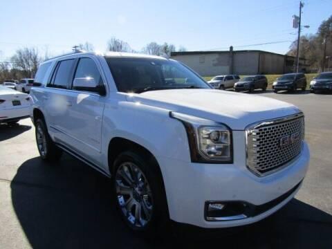 2017 GMC Yukon for sale at Specialty Car Company in North Wilkesboro NC