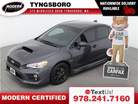 2021 Subaru WRX for sale at Modern Auto Sales in Tyngsboro MA