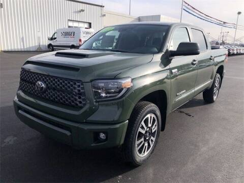 2021 Toyota Tundra for sale at White's Honda Toyota of Lima in Lima OH