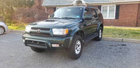 2001 Toyota 4Runner for sale at A.C. Greenwich Auto Brokers LLC. in Gibbstown NJ