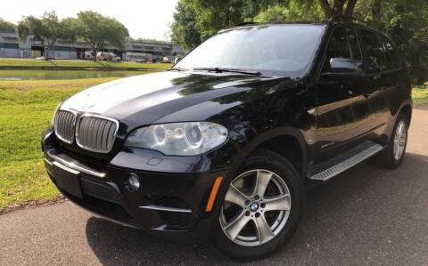 2012 BMW X5 for sale at Powerhouse Automotive in Tampa FL