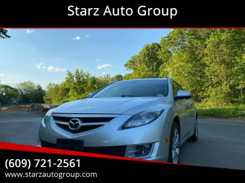 2009 Mazda MAZDA6 for sale at Starz Auto Group in Delran NJ