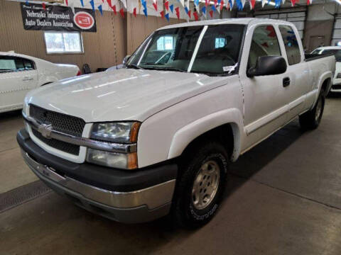 2003 Chevrolet Silverado 1500 for sale at Wildcat Motors - Main Branch in Junction City KS