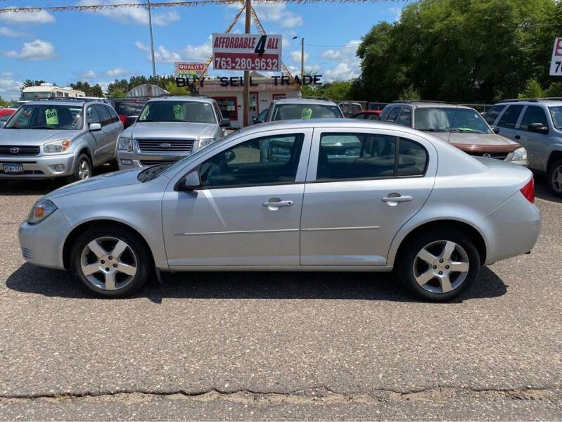 2010 Chevrolet Cobalt for sale at Affordable 4 All Auto Sales in Elk River MN
