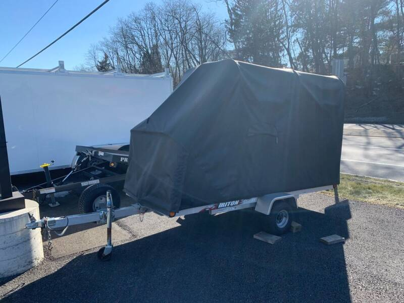 2017 Triton Snowmobile Trailer for sale at Smart Choice 61 Trailers in Shoemakersville PA