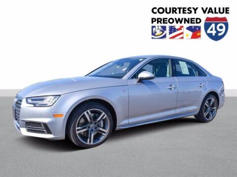 2018 Audi A4 for sale at Courtesy Value Pre-Owned I-49 in Lafayette LA
