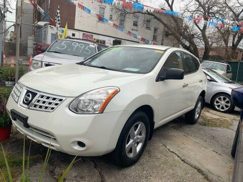 2010 Nissan Rogue for sale at GARET MOTORS in Maspeth NY